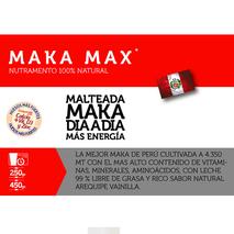 BEBIDA MALTEADA MAKA MAX NATURASOL BOTE X 250 GRAMOS SABOR VAINILLA AREQUIPE AUMENTA LAS DEFENSAS EN EL ORGANISMO PROTEINA DE SOYA MACA PERUANA CASEINATO DE CALCIO ZINC VITAMINA D3 MAXCORAL NATURCORAL GENOXIDIL ::: DOGUEN.COM CENTRO COMERCIAL VIRTUAL COLO 38900 SU23020  MOVANET TECHNOLOGY E.U.   ❤️ SALUD SEXUAL TIENDA NATURISTA  2 maka max malteada maca peruana proteina de soya caseinato de calcio zinc vitamina d3 sabor arequipe vainilla 2